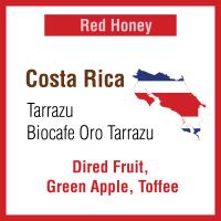 Costa Rica Tarrazu Red Honey