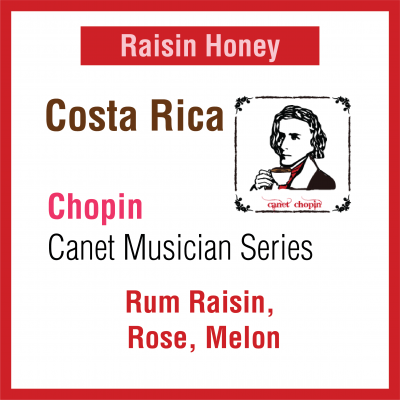 Costa Rica Canet Musician Series - Chopin