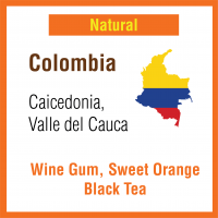 Colombia Caicedonia Valle del Cauca