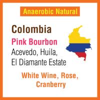 Colombia Acevedo, Huila (Pink Bourbon)