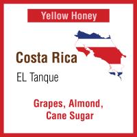 Costa Rica EL Tanque Yellow Honey