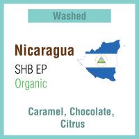 Nicaragua SHG EP SC19 [Maragogype] (Green Bean)