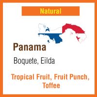 Panama Boquete, Eilda