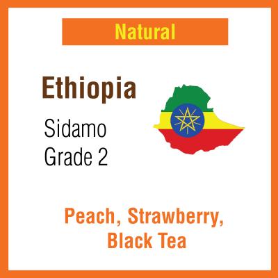 Ethiopia Sidamo Natural G2