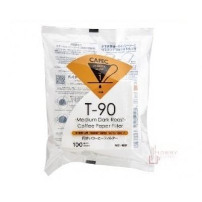CAFEC Medium Dark Roast Coffee Filter Paper (1 Cup)