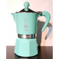 BIALETTI Moka Pot - Tiffany Blue