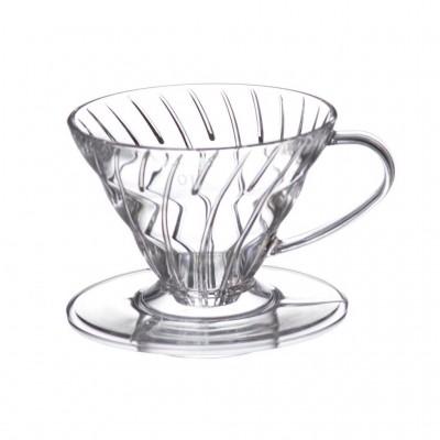 Hario V60透明01樹脂濾杯
