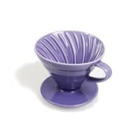 Hario X ILCANA V60 神秘紫01彩虹磁石濾杯