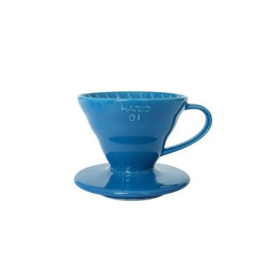 Hario X ILCANA V60海軍藍01彩虹磁石濾杯